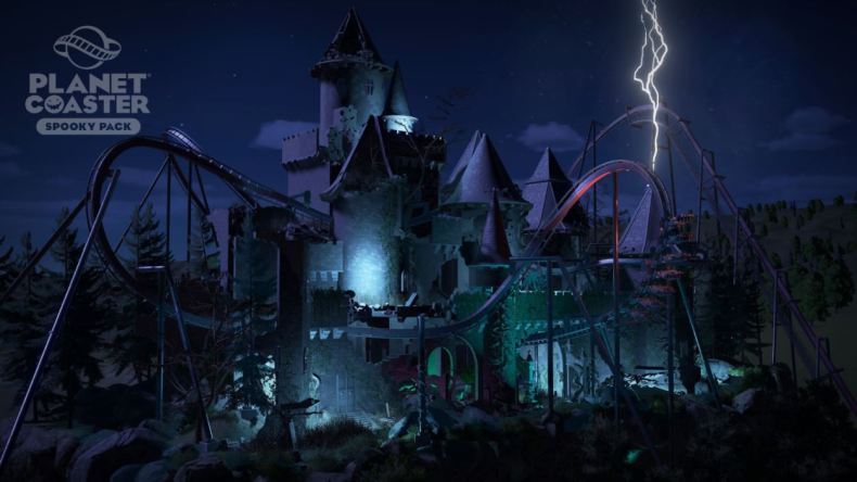Spooky Pack Planet Coaster Steam1561