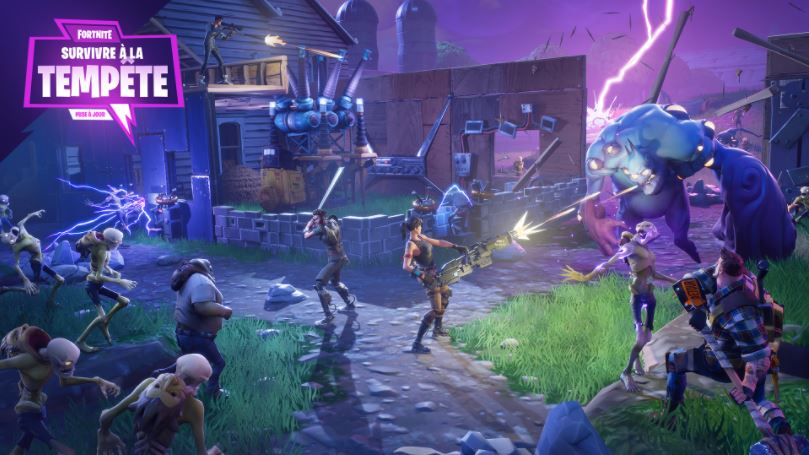 Armes h ros et d fenseurs in dits dans fortnite metatrone for Arme defense maison