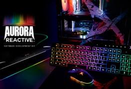 aurora reactive SDK sound BlasterX