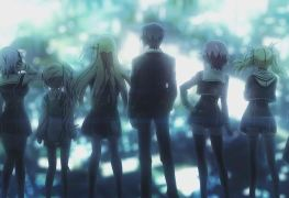 CHAOS;CHILD bande annonce personnage