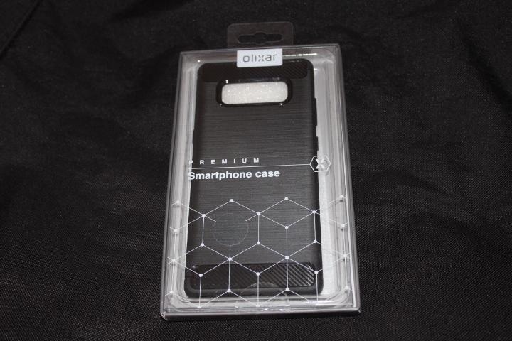 Coque Samsung Galaxy Note 8 Olixar Sentinel avec protection écran 1