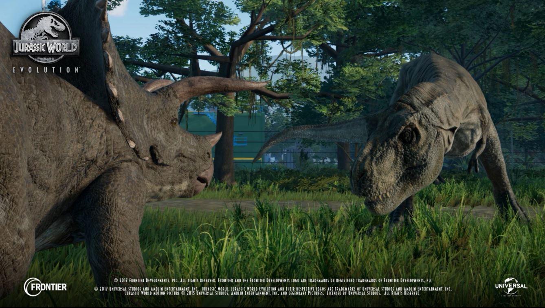 Frontier 4K Jurassic World Evolution 12