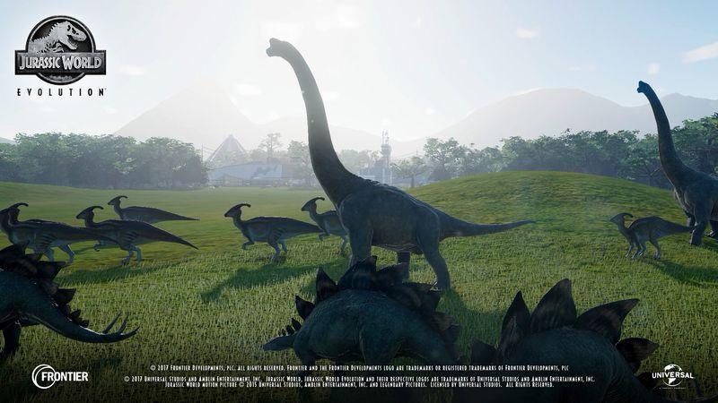 Frontier 4K Jurassic World Evolution 127