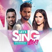 Mise à jour du PS Store 16 octobre 2017 Let's Sing 2018 Hits Francais – Platinum Edition
