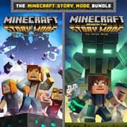 Mise à jour du PS Store 16 octobre 2017 The Minecraft Story Mode Bundle