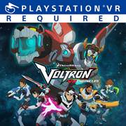 PlayStation Store 2 octobre 2017 DreamWorks Voltron VR Chronicles (Uniquement en Australia, NZ & UK)