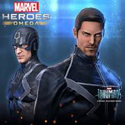 PlayStation Store 2 octobre 2017 Marvel Heroes Omega Black Bolt Pack