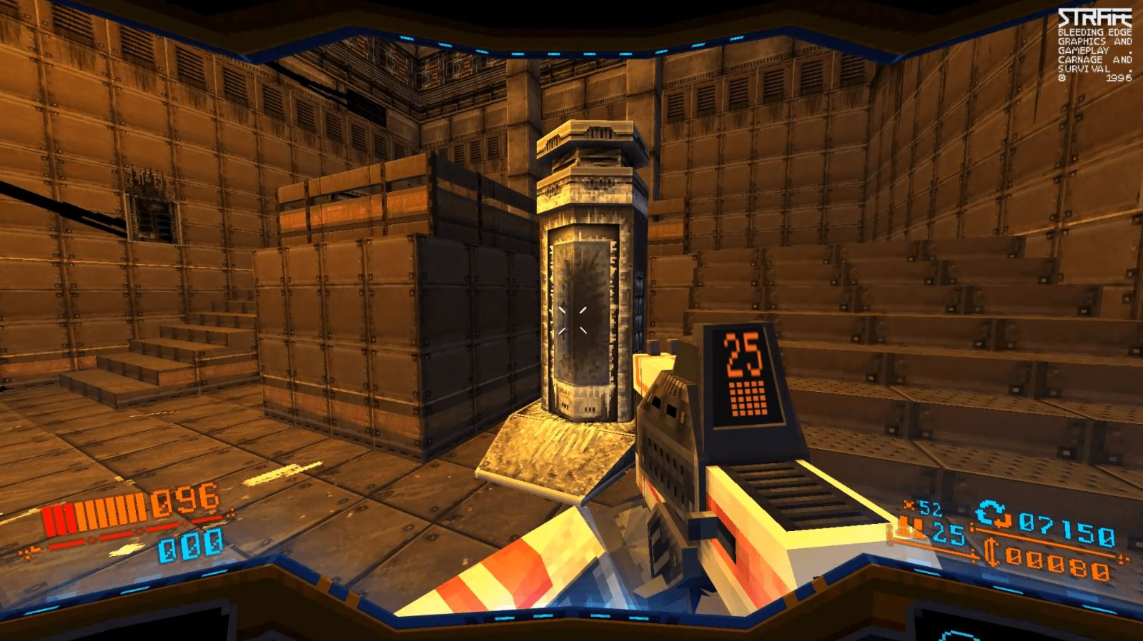 STRAFE Millenium Edition steam gog humble 1234