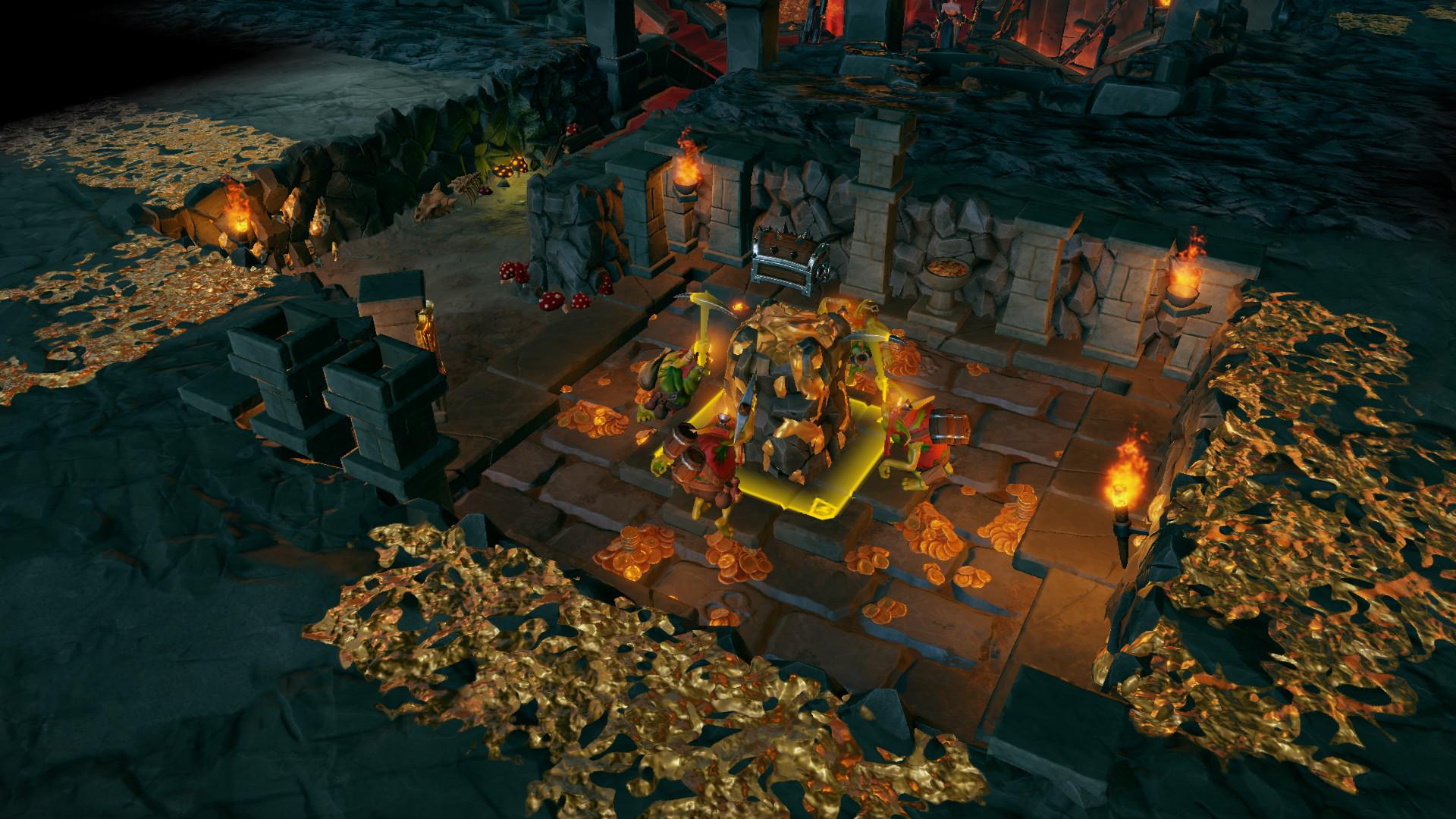 Test Dungeons 3 dungeon keeper steam63