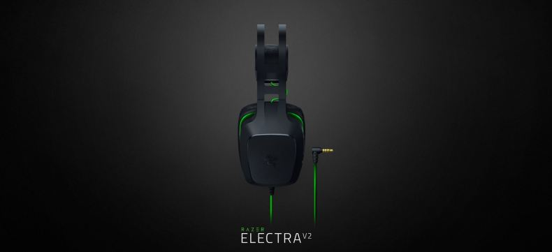 casque gaming Razer Electra V2 USB 12