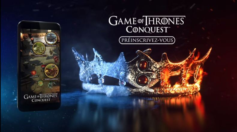date de sortie game of thrones conquest android ios app store google play