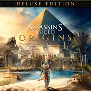 mise à jour du playstation store du 23 octobre 2017 Assassin's Creed Origins – DELUXE EDITION