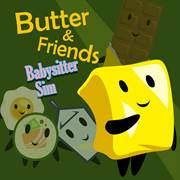 mise à jour du playstation store du 23 octobre 2017 Butter & Friends Babysitter Sim