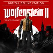 mise à jour du playstation store du 23 octobre 2017 Wolfenstein II The New Colossus Digital Deluxe Edition