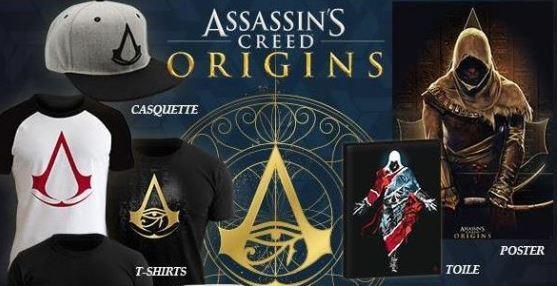 nouveautés ABYstyle assassin's creed origins87
