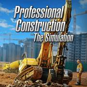 Mise à jour du PlayStation Store du 20 novembre 2017 Professional Construction – The Simulation