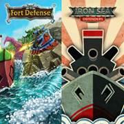 Mise à jour du PlayStation Store du 27 novembre 2017 IRON SEA+FORT DEFENSE BUNDLE