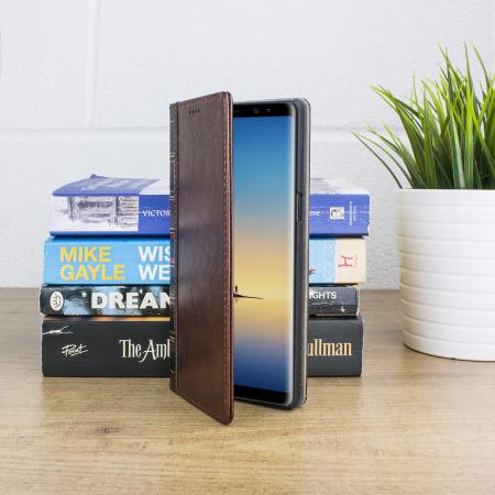 Test Housse Samsung Galaxy Note 8 Olixar X-Tome 7