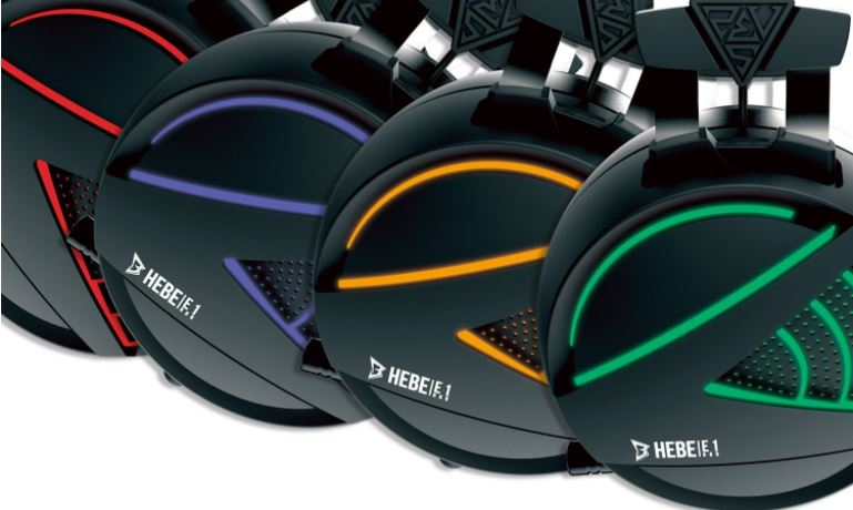 Test casque gaming Gamdias HEBE M1 RGB