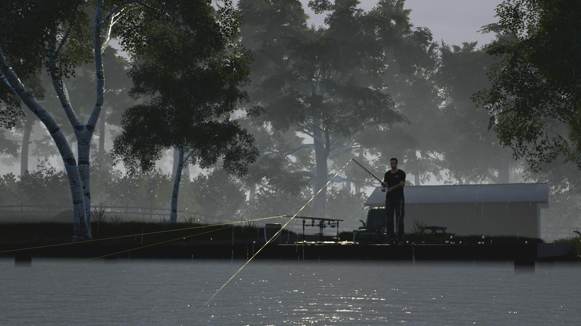 dlc euro fishing le lac d'or infos prix 13