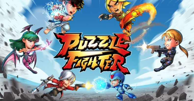 puzzle fighter mise à jour ios android