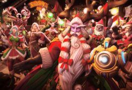 Promotions de Noël Blizzard