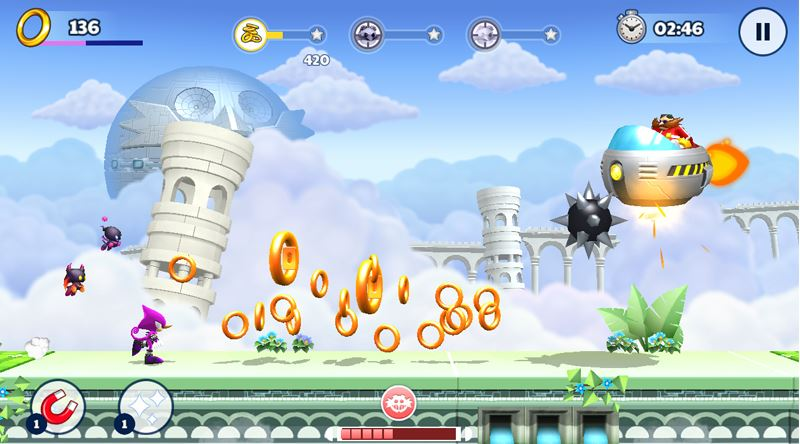 Sonic Runners Adventure android ios 245