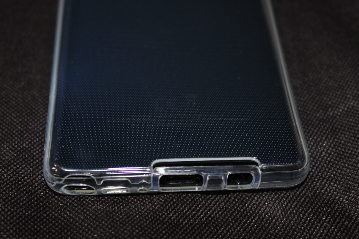 Test Coque Samsung Galaxy Note 8 olixar FlexiCover 11