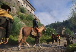 Kingdom Come Deliverance trailer screen17