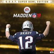 Mise à jour du PlayStation Store du 15 janvier 2018 Madden NFL 18 G.O.A.T. Super Bowl Edition