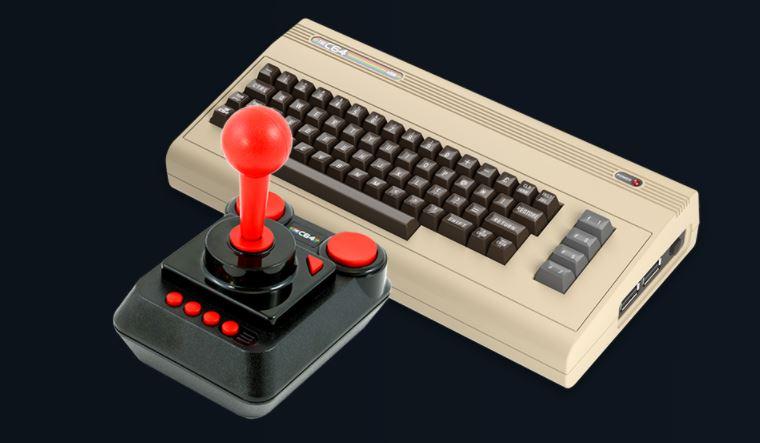 THEC64 Mini achat jeux
