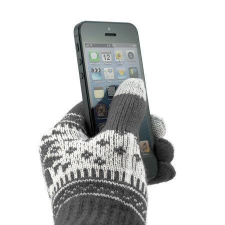 Test Gants Tactiles Proporta Unisexe 14