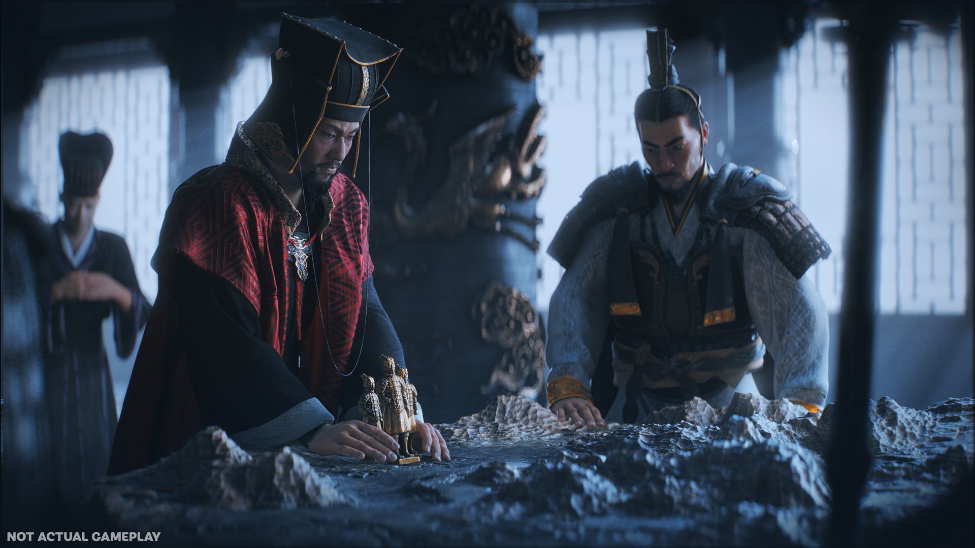 Three Kingdoms annoncé — Total War