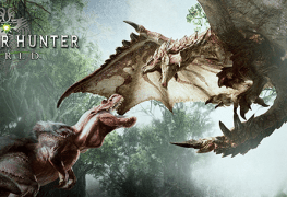 sortie de Monster Hunter World sur PS4 et Xbox One 2