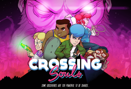Crossing Souls demo pc ps4