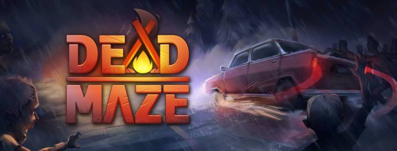 Dead Maze free to play mmo zombie steam