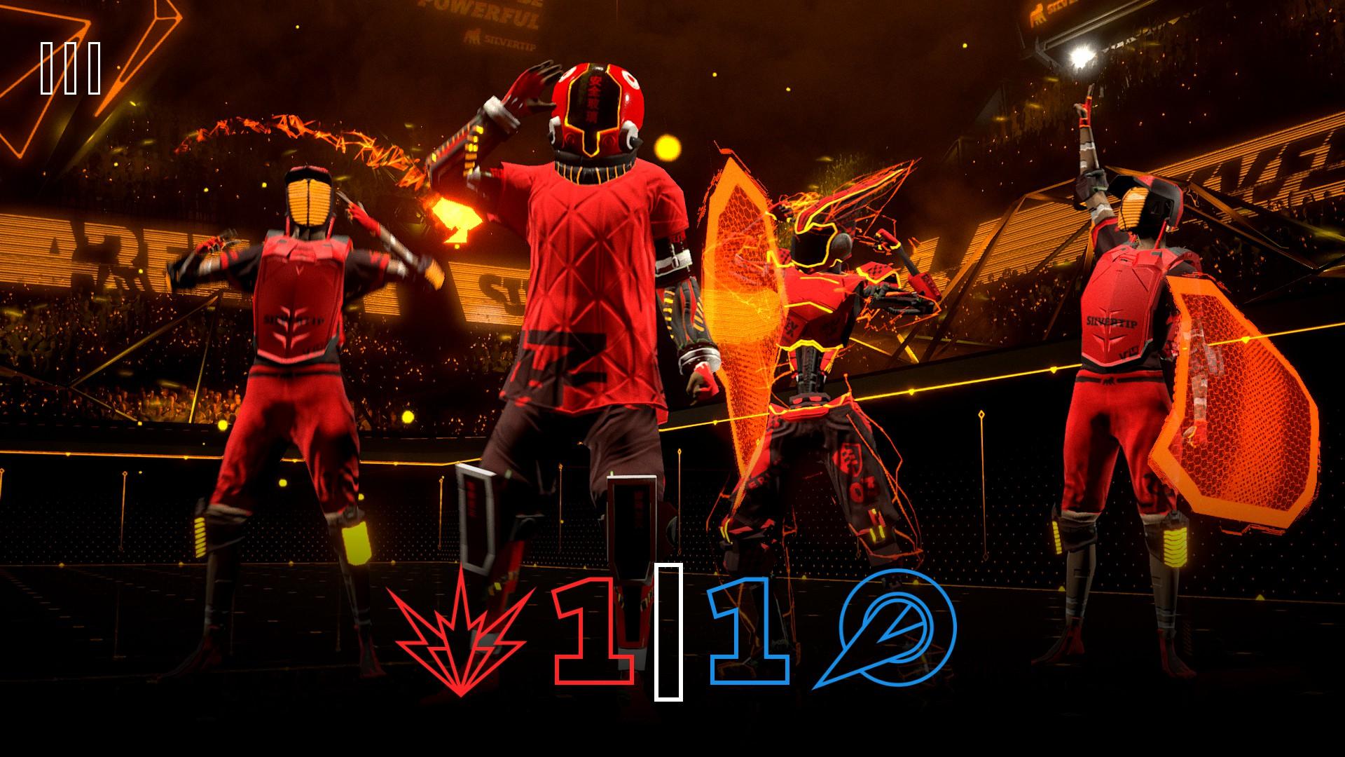 Laser league Steam accès anticipé 1