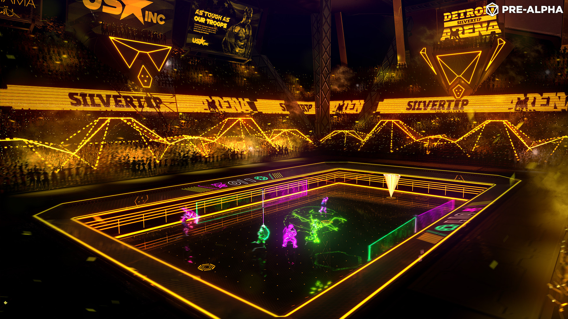 Laser league Steam accès anticipé 7