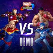 MARVEL VS. CAPCOM INFINITE VS DEMO