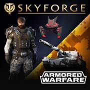 Mise à jour du PS Store 12 février 2018 Skyforge Gold Armored Warfare Pack