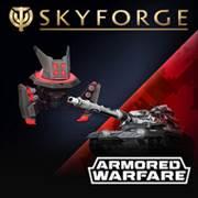 Mise à jour du PS Store 12 février 2018 Skyforge Silver Armored Warfare Pack