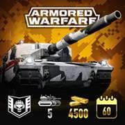 Mise à jour du PlayStation Store du 5 février 2018 Armored Warfare Dog of War Pack