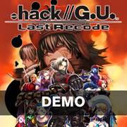 Mise à jour du PlayStation Store du 5 février 2018 hackGU Last Recode Demo