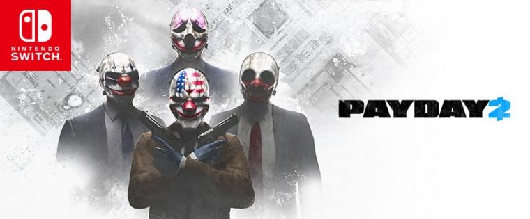 PAYDAY 2 switch 2