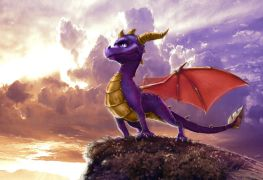 Spyro The Dragon PS4 official