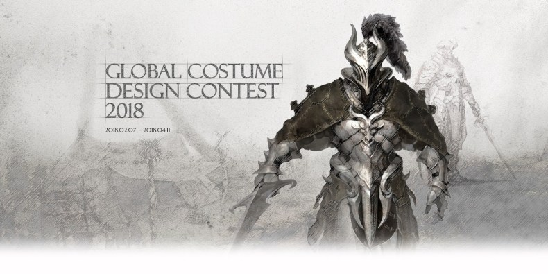 global costume design contest 2018