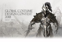 global costume design contest 2018