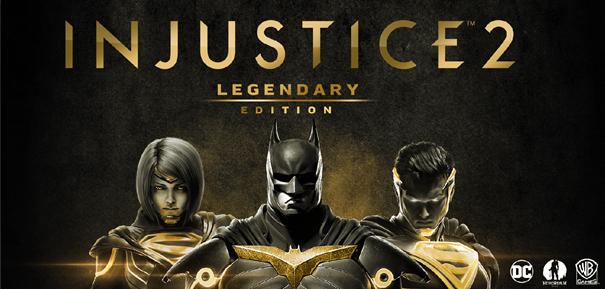 Injustice 2 légendary edition