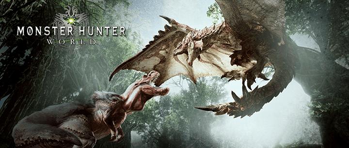 Monster Hunter World record de vente