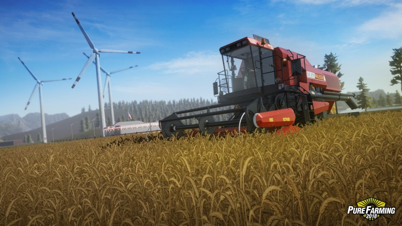 Test Pure Farming 2018 screen1